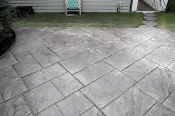 Old Driveway Replacement