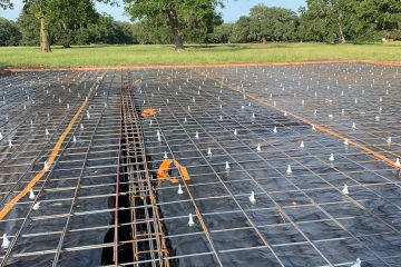Let Us Build Your Concrete Foundation